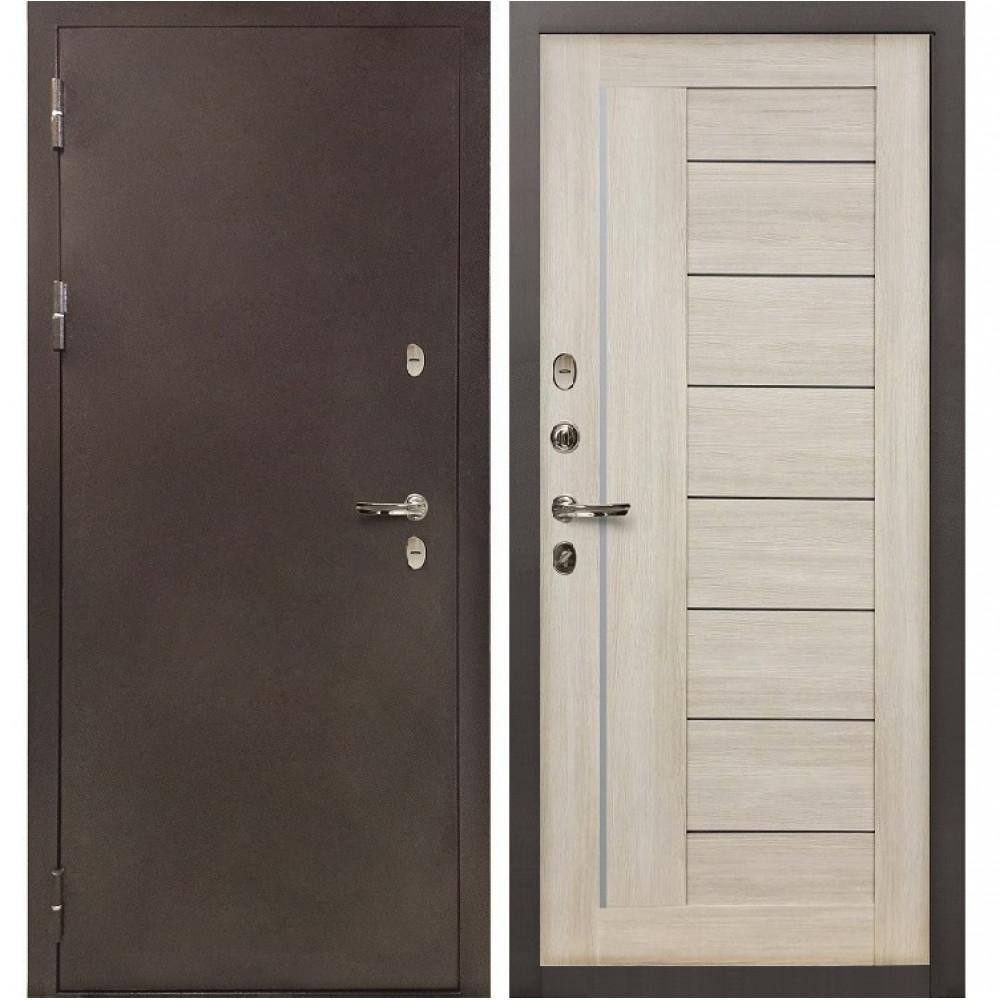 Входная металлическая дверь Лофт 98
