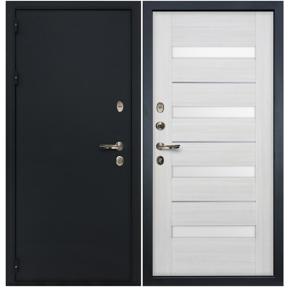 Входная металлическая дверь Лофт 100