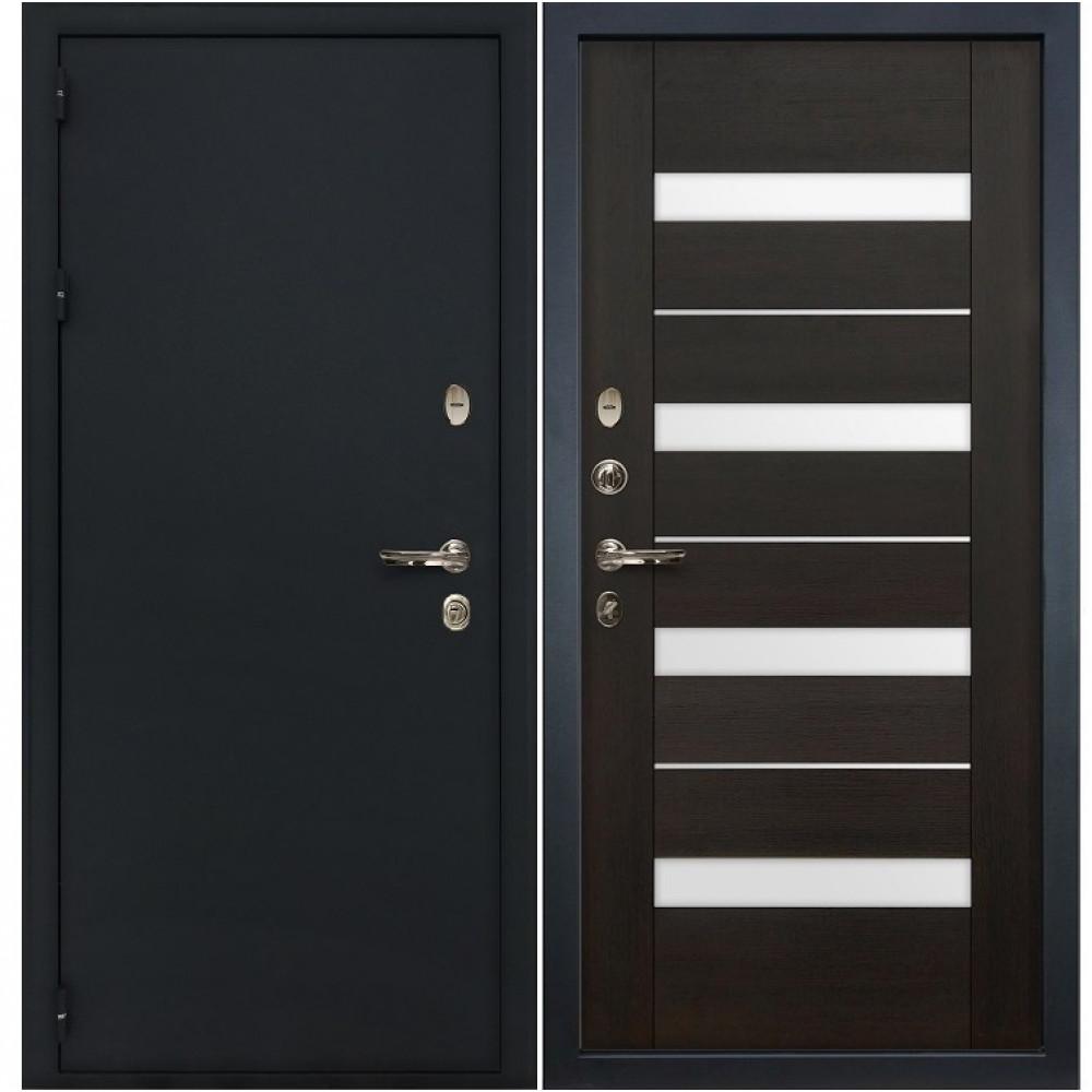 Входная металлическая дверь Лофт 107