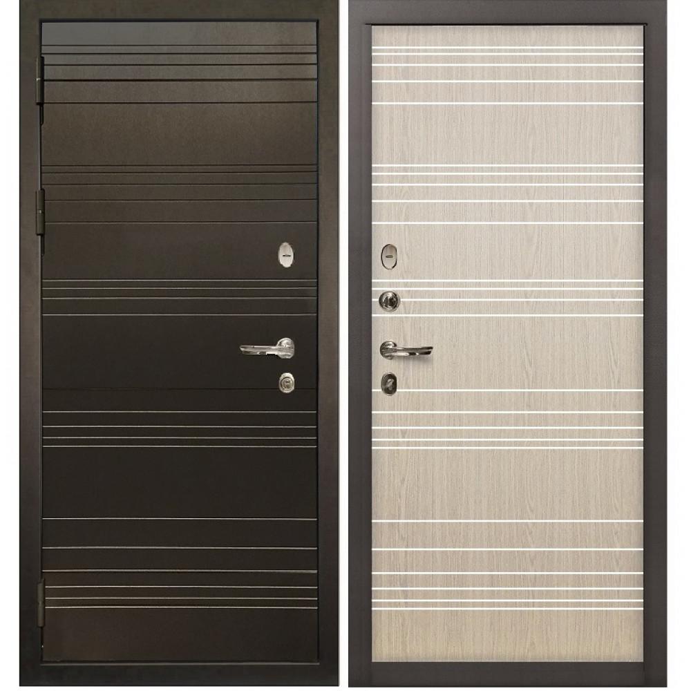 Входная металлическая дверь Лофт 110