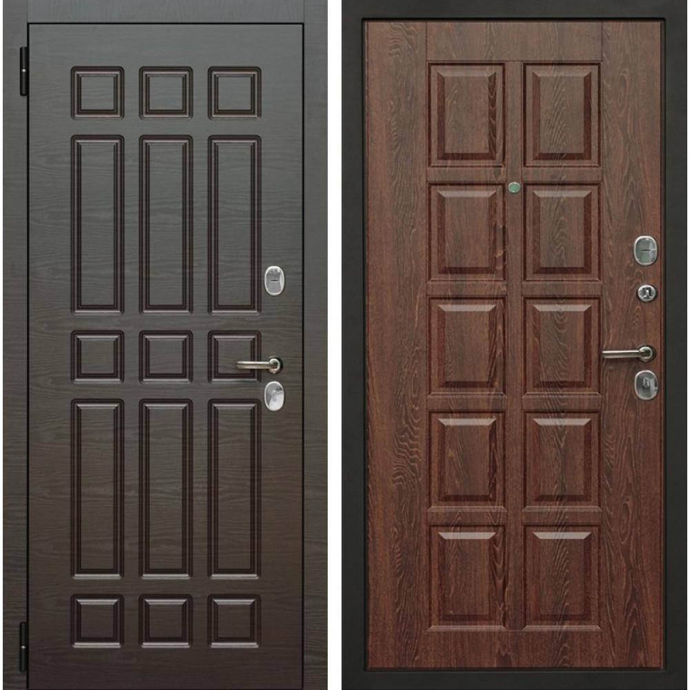 Входная металлическая дверь Мега 33