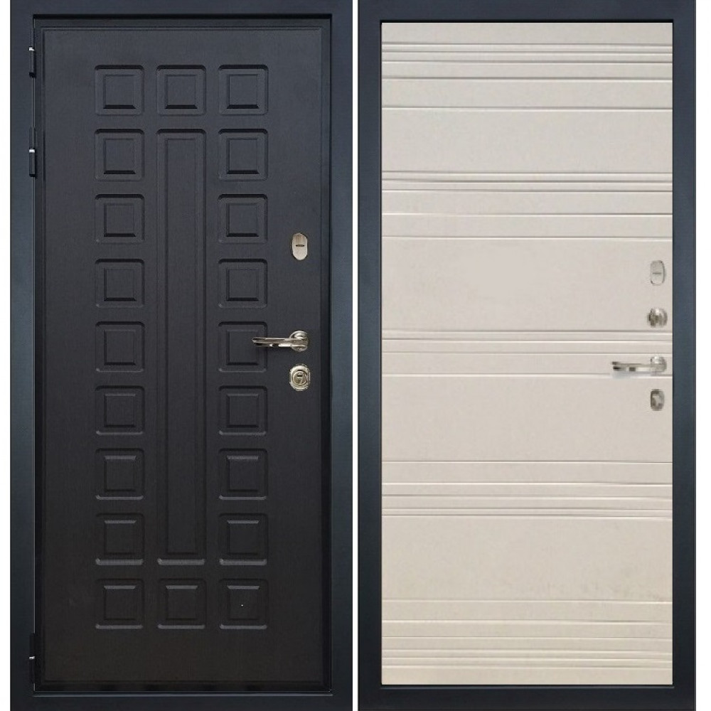Входная металлическая дверь Лофт 124