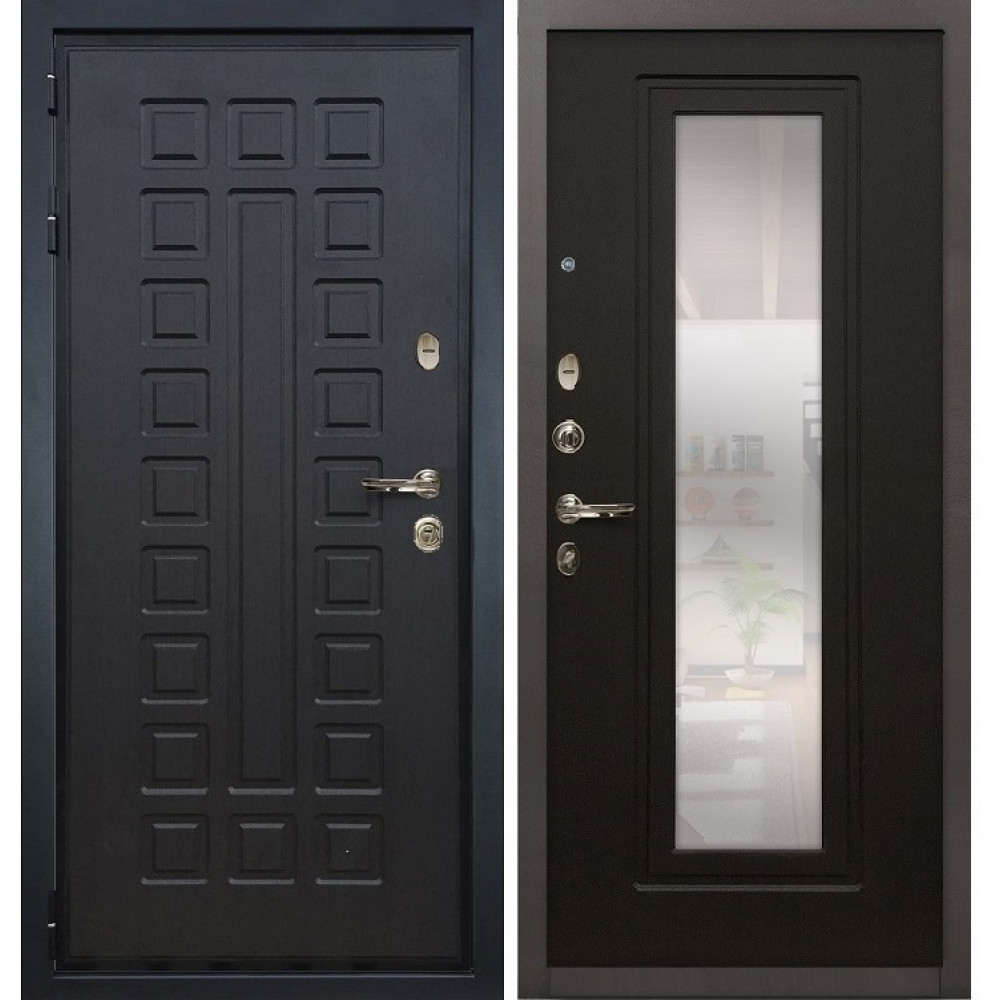 Входная металлическая дверь Лофт 138