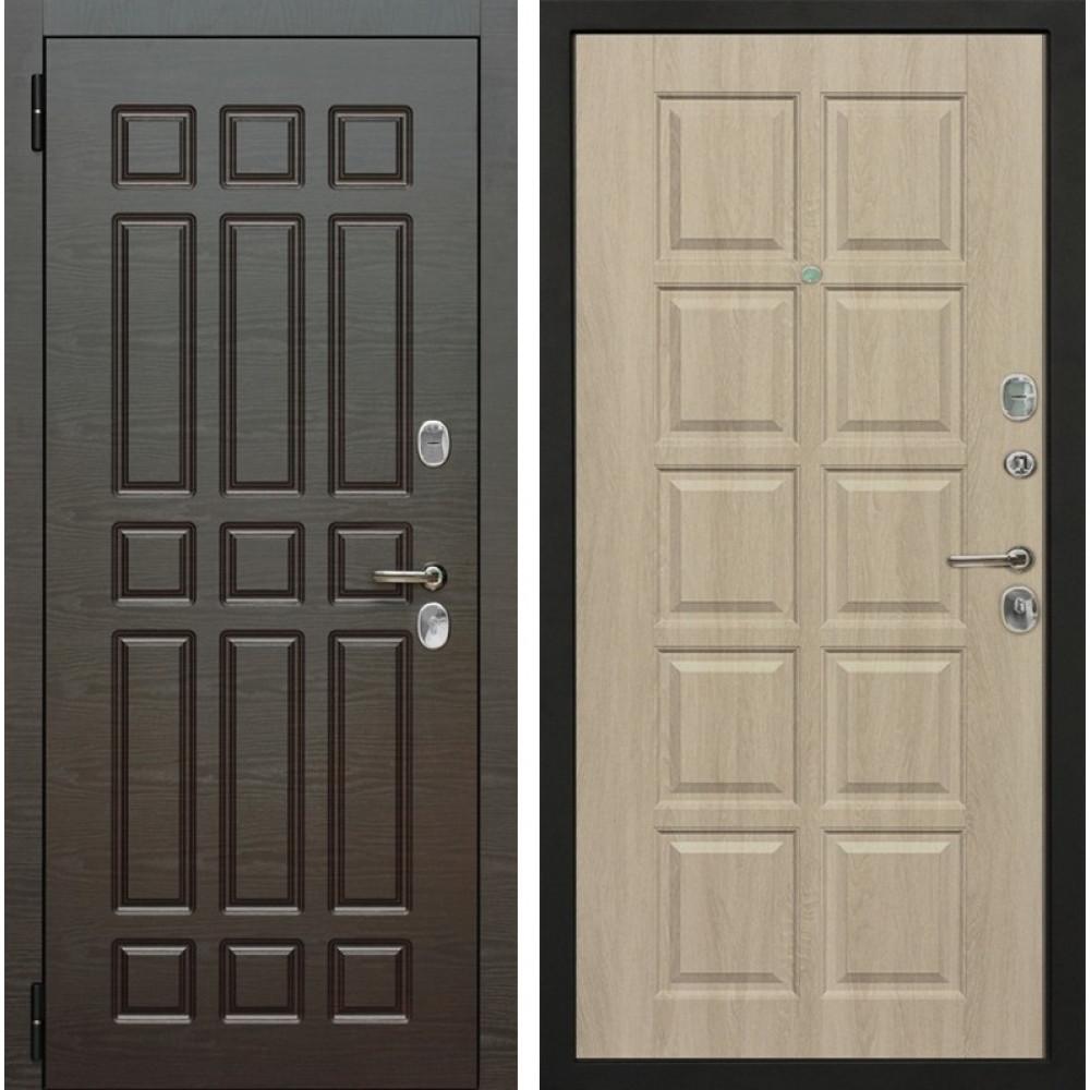 Входная металлическая дверь Мега 36