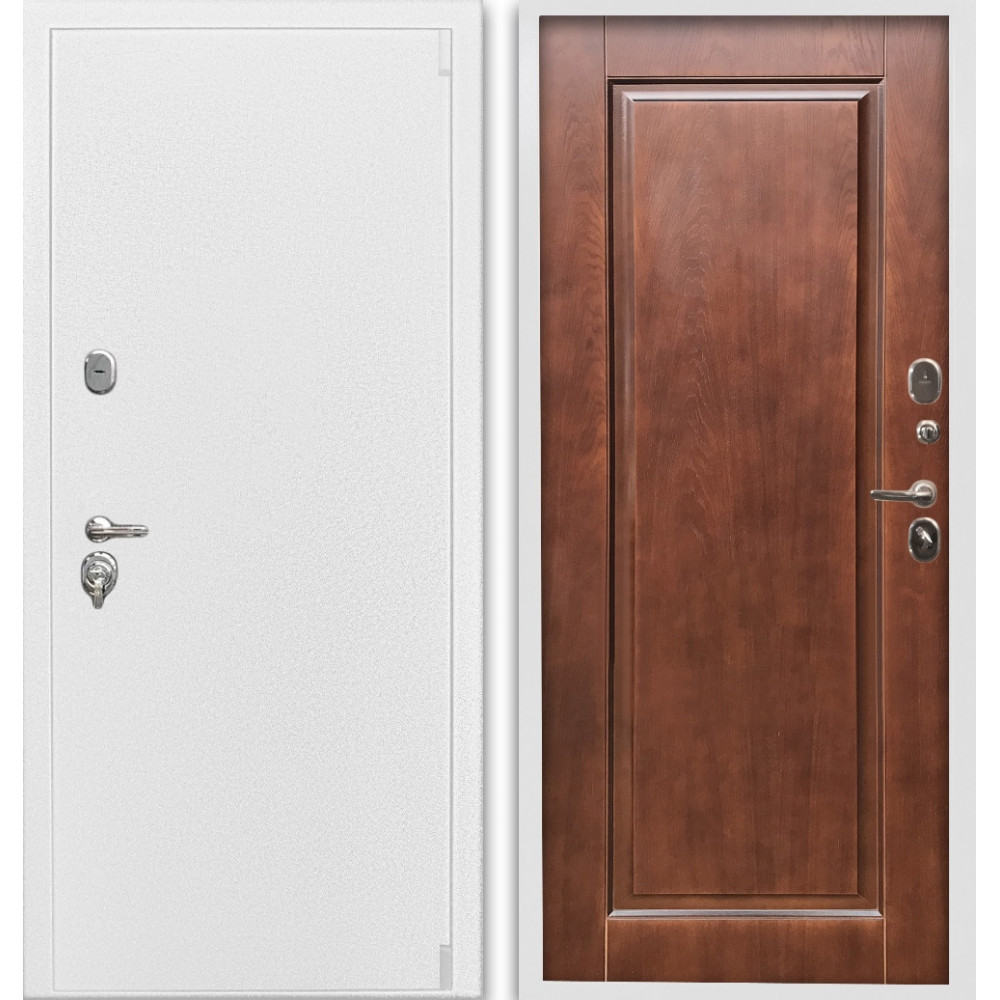 Входная металлическая дверь Люкс 162