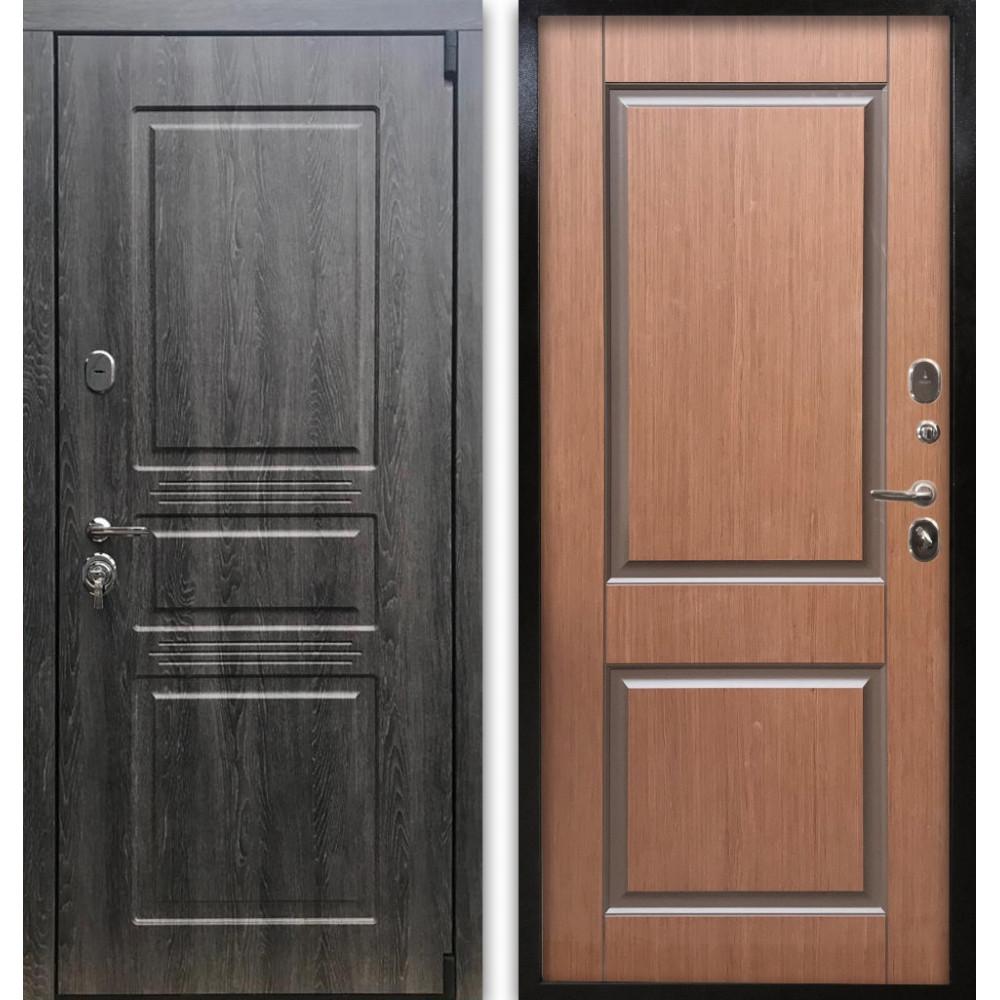 Входная металлическая дверь Люкс 169
