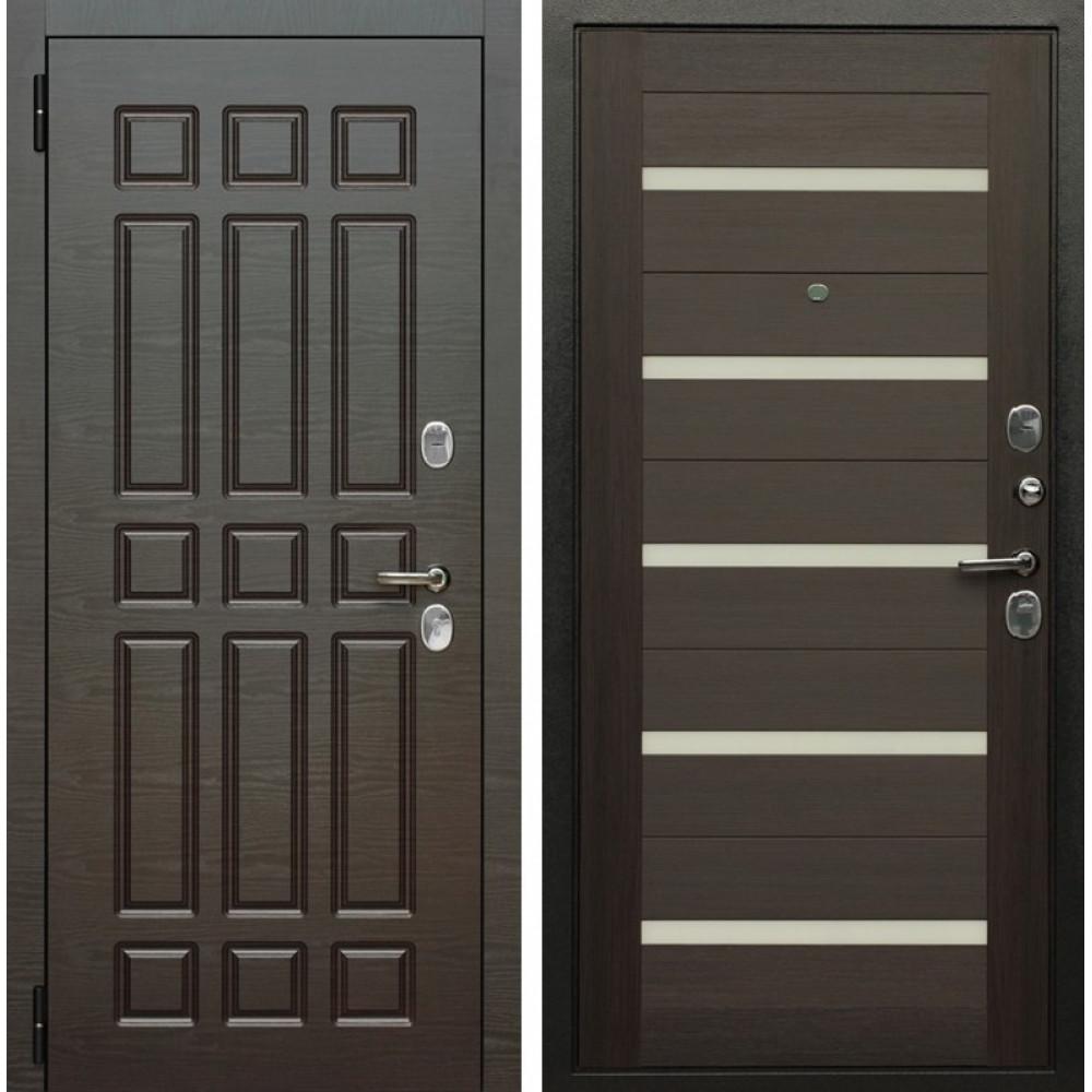 Входная металлическая дверь Мега 38