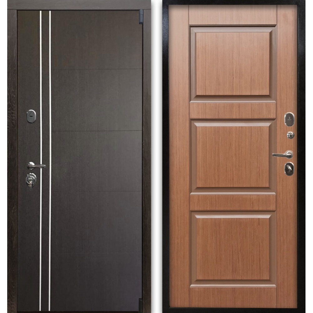 Входная металлическая дверь Люкс 176