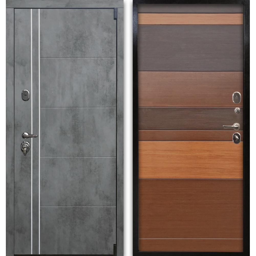 Входная металлическая дверь Люкс 178