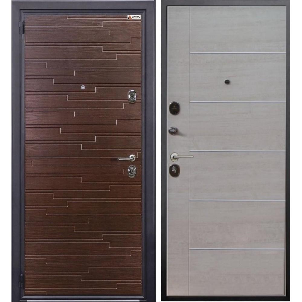 Входная металлическая дверь Арма 9